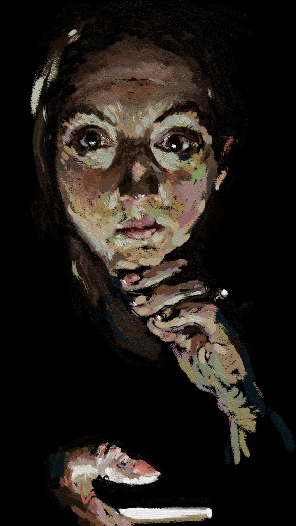 Microsoft Surface Art Painting Fresh Paint