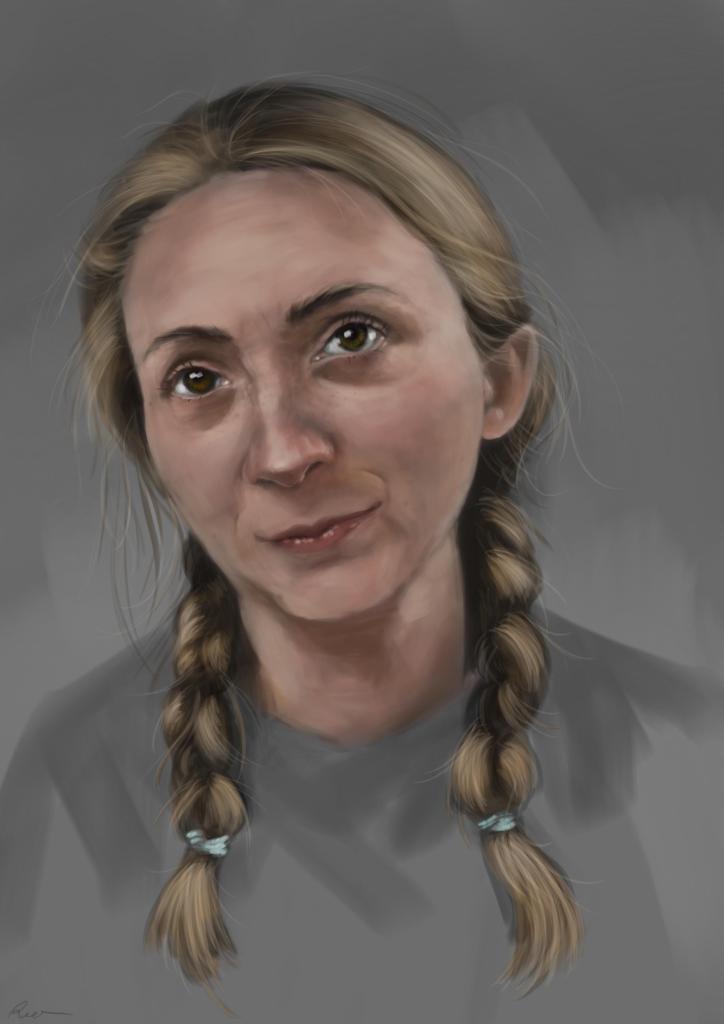 Plaits (2017) digital portrait of Emma